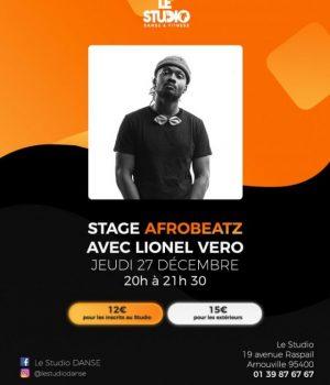 Stage Afrobeatz